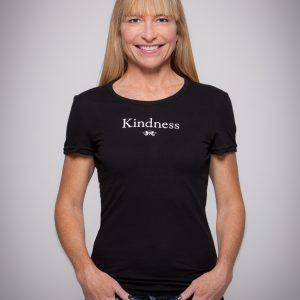 Women's Kindness Cap Sleeve Tee