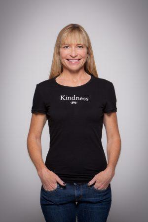 Women's Kindness Cap Sleeve Tee