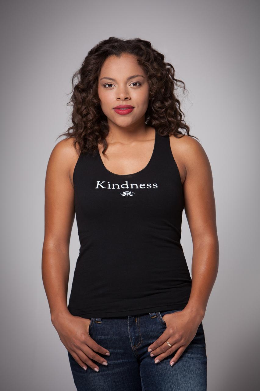Women's Kindness Racer Back Tank Top
